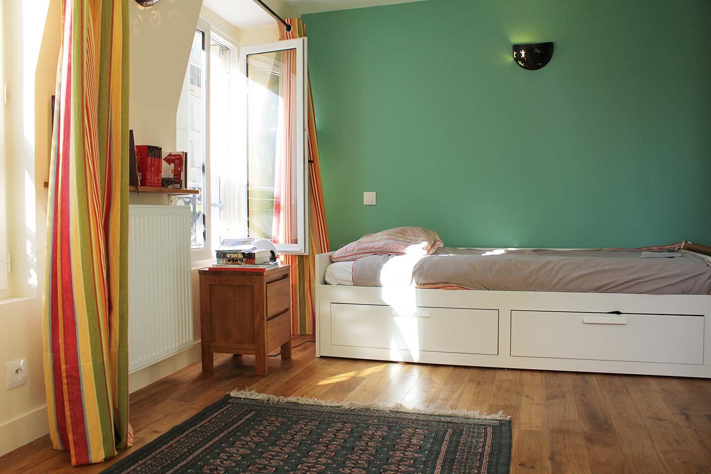 chambre verte 1